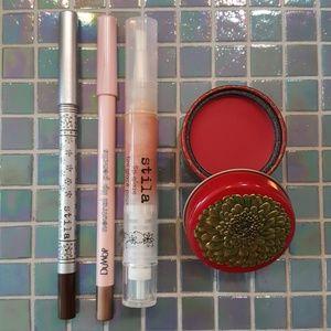Sephora Makeup Lot/Bundle Stila, Besame, DuWop